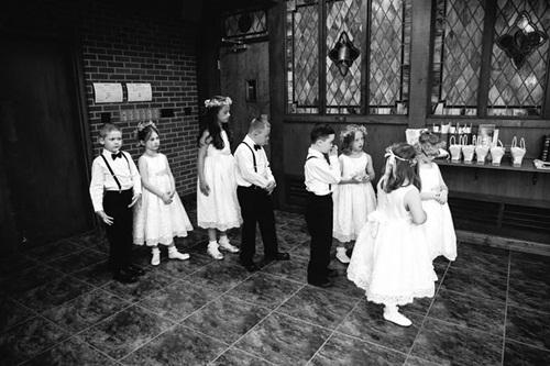 Đám cưới đặc biệt của cô giáo dạy trẻ Down gây xúc động - 6