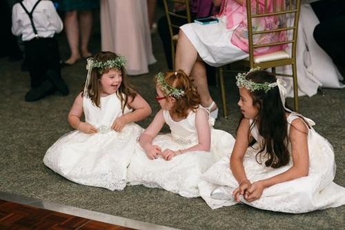 Đám cưới đặc biệt của cô giáo dạy trẻ Down gây xúc động - 8