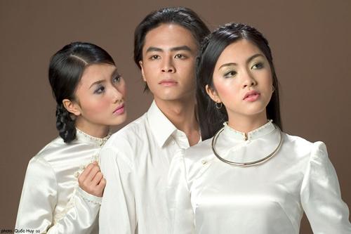 5 người tình màn ảnh cực điển trai của Hà Tăng - 4