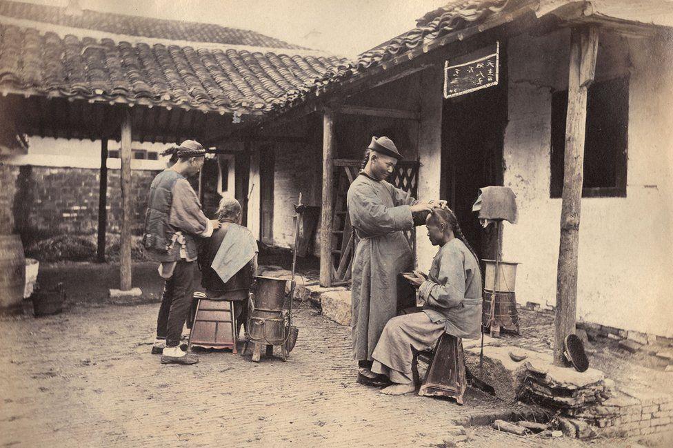 Ảnh màu cực hiếm về Thượng Hải cách đây 150 năm - 1