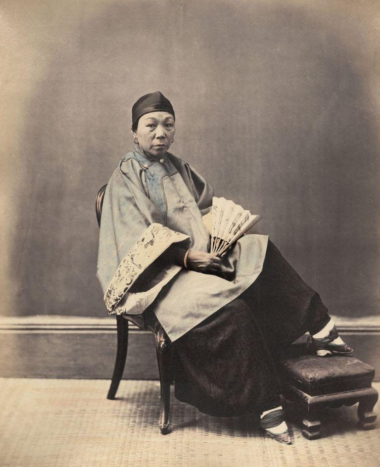 Ảnh màu cực hiếm về Thượng Hải cách đây 150 năm - 6