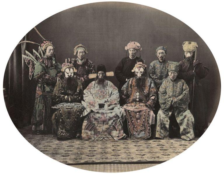 Ảnh màu cực hiếm về Thượng Hải cách đây 150 năm - 8