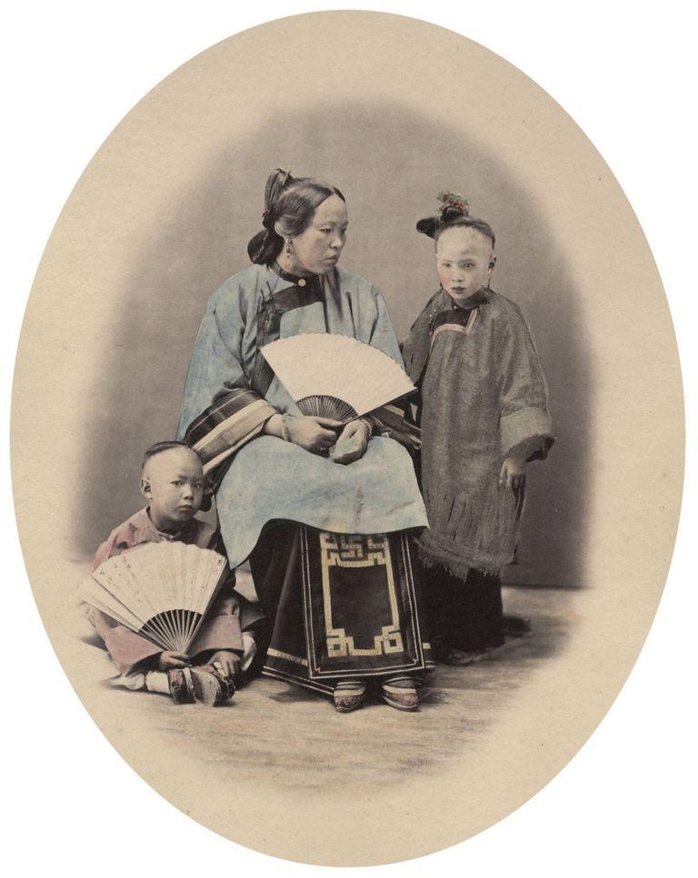Ảnh màu cực hiếm về Thượng Hải cách đây 150 năm - 11