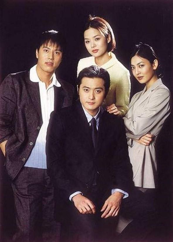 """Sự trùng hợp kỳ lạ của Jang Dong Gun và dàn sao """"Tình yêu trong sáng"""" - 1"""