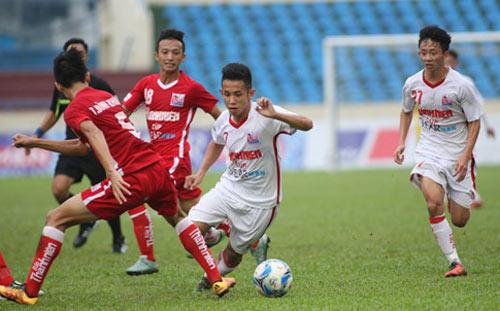 U21 HAGL - U21 Khánh Hòa: Loạt luân lưu nghiệt ngã - 1