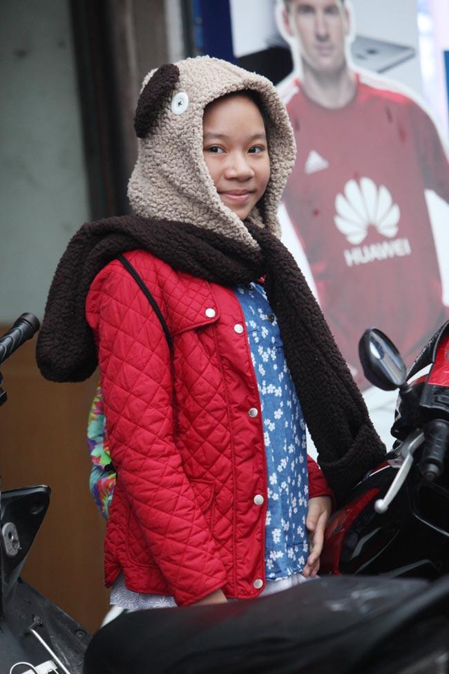 Người Hà Nội phấn khích đón gió lạnh đầu mùa - 2