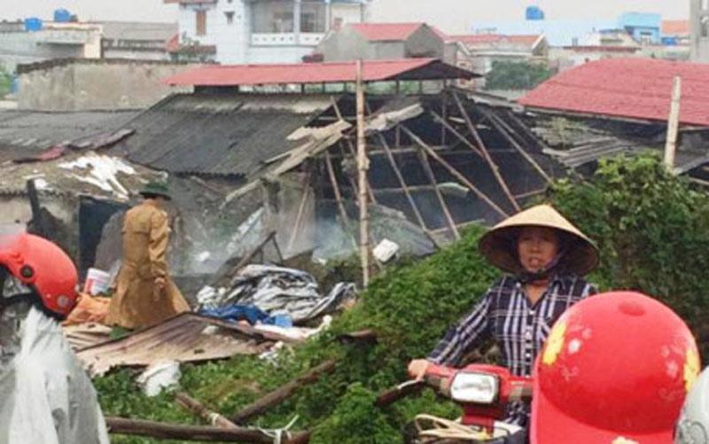 Danh tính nạn nhân vụ nổ lò hơi ở Thái Bình - 1