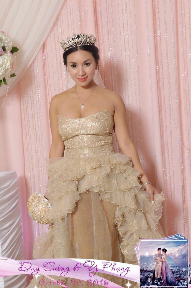 Người tình màn ảnh sexy nhất của Lý Hùng lấy chồng lần 2 - 1