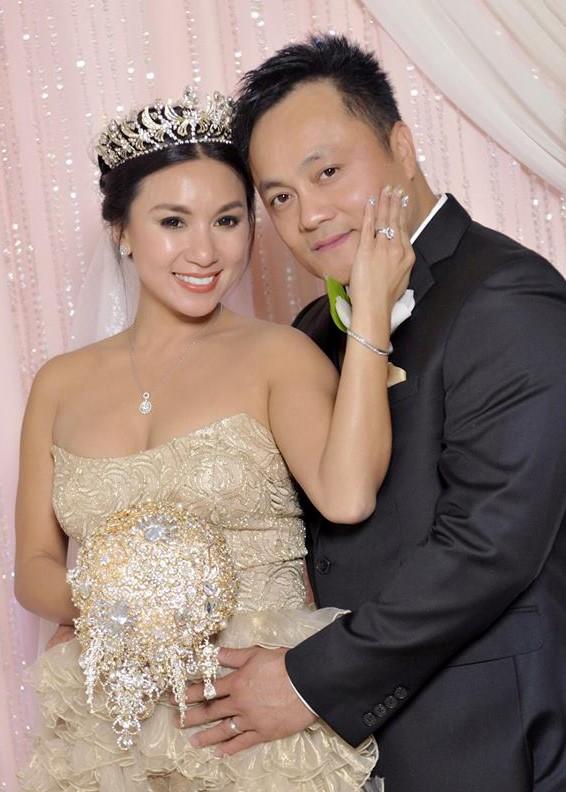 Người tình màn ảnh sexy nhất của Lý Hùng lấy chồng lần 2 - 2