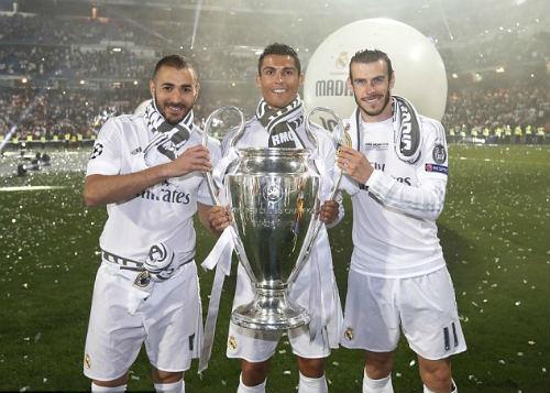 Bale vượt Ronaldo ký hợp đồng 500 triệu euro với Real - 2