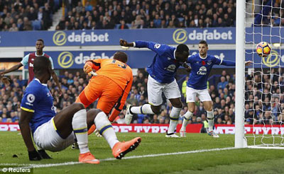 Chi tiết Everton - West Ham: Hiệp 2 tưng bừng (KT) - 6