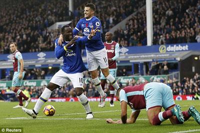 Chi tiết Everton - West Ham: Hiệp 2 tưng bừng (KT) - 7