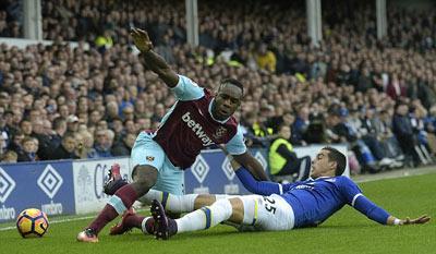 Chi tiết Everton - West Ham: Hiệp 2 tưng bừng (KT) - 8