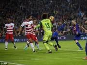 """Bóng đá - Barcelona - Granada: """"Kép phụ"""" và siêu phẩm"""