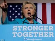 Thế giới - Bị điều tra sát bầu cử, bà Clinton thách Giám đốc FBI