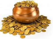 Tài chính - Bất động sản - Giá vàng 30/10: Tăng mạnh nhất trong 2 tháng gần đây