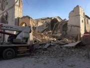 Thế giới - Động đất mạnh rung chuyển Italia, hàng loạt nhà đổ sập