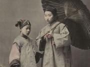 Thế giới - Ảnh màu cực hiếm về Thượng Hải cách đây 150 năm