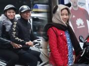 Tin tức trong ngày - Người Hà Nội phấn khích đón gió lạnh đầu mùa