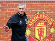 Bóng đá - MU – Mourinho 4 trận liền không thắng: Mừng nhiều hơn lo