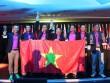 Đội tuyển Golf Việt Nam vỡ òa trong chiến thắng ở WAGC 2016 tại Nam Phi