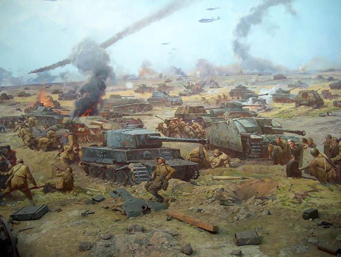 Đại chiến xe tăng thảm khốc nhất lịch sử chiến tranh - 1