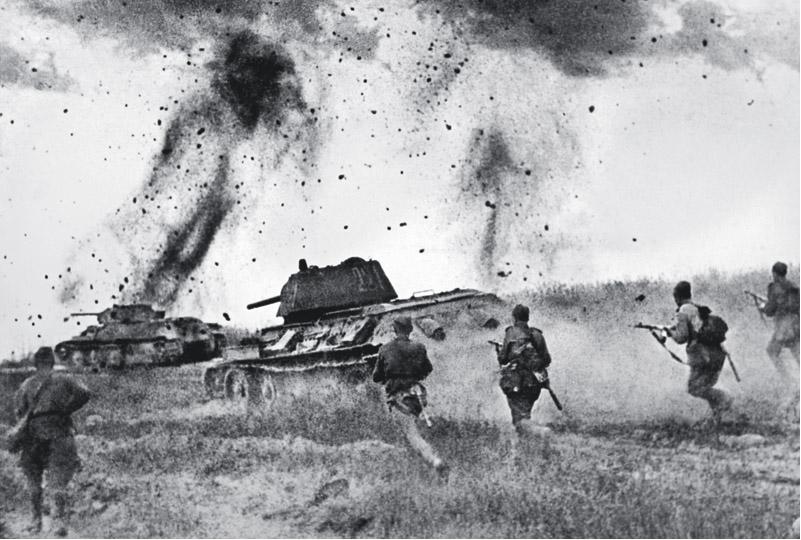 Đại chiến xe tăng thảm khốc nhất lịch sử chiến tranh - 4