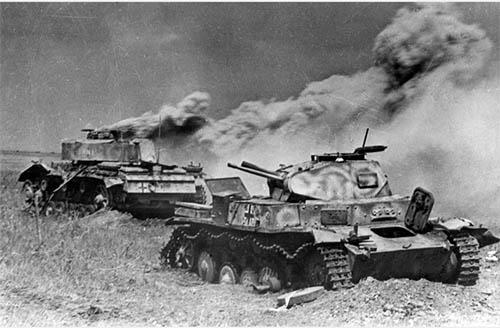 Đại chiến xe tăng thảm khốc nhất lịch sử chiến tranh - 5