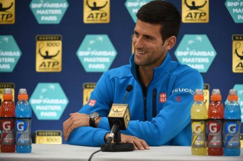"""Phân nhánh Paris Masters: """"Núi khó khăn"""" chờ Djokovic - 1"""