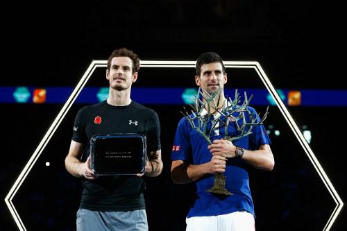 """Phân nhánh Paris Masters: """"Núi khó khăn"""" chờ Djokovic - 4"""