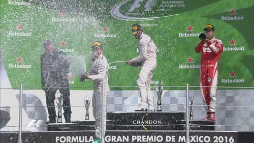 F1 – Mexican GP: Còn nước còn tát - 1