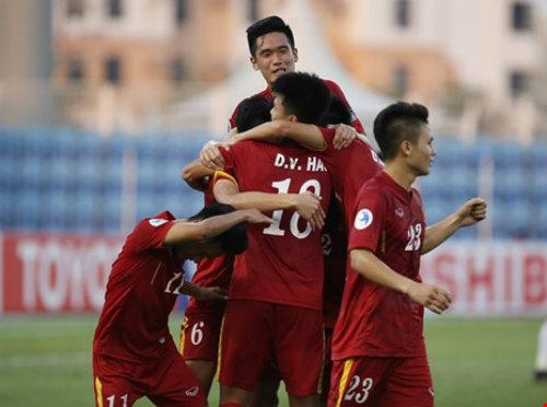 U-19 Việt Nam: Khi thể lực được 'nâng cấp' - 1