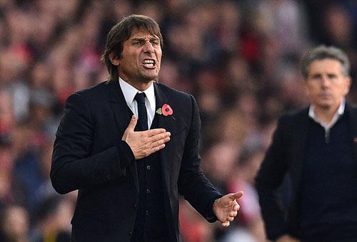 """""""Pháo đài"""" Chelsea: Đặc sản Catenaccio của Conte - 2"""