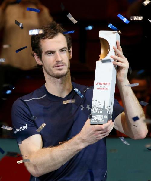 Tennis 24/7: Murray 2016 thành công nhất sự nghiệp - 1