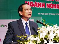 Hội thảo Tín dụng NH thúc đẩy tái cơ cấu ngành NN: Gỡ khó vay vốn - 2