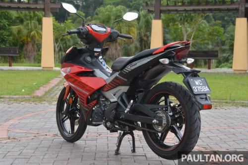 Chọn mua Honda RS150R hay Yamaha 15ZR? - 4