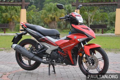 Chọn mua Honda RS150R hay Yamaha 15ZR? - 3
