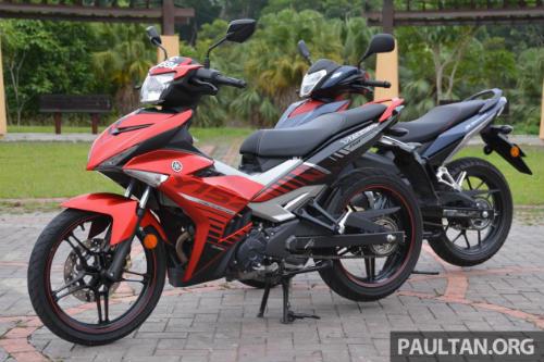 Chọn mua Honda RS150R hay Yamaha 15ZR? - 2