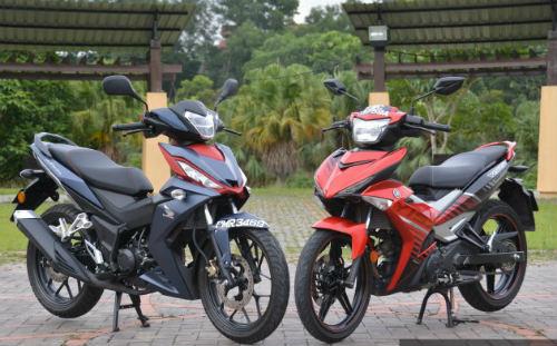 Chọn mua Honda RS150R hay Yamaha 15ZR? - 1