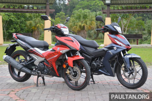 Chọn mua Honda RS150R hay Yamaha 15ZR? - 12