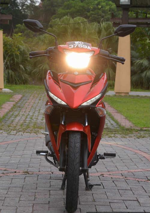 Chọn mua Honda RS150R hay Yamaha 15ZR? - 6