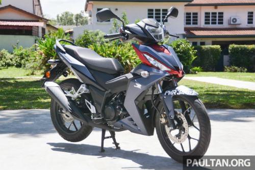 Chọn mua Honda RS150R hay Yamaha 15ZR? - 7