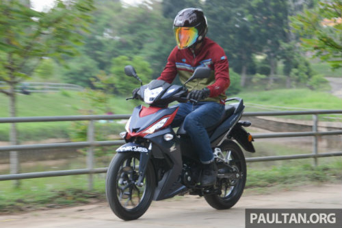 Chọn mua Honda RS150R hay Yamaha 15ZR? - 11