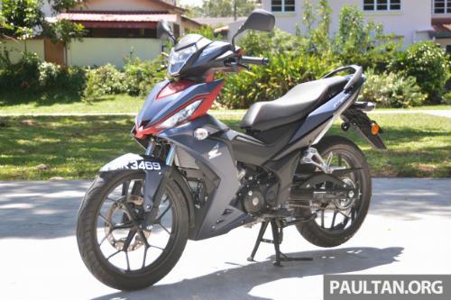 Chọn mua Honda RS150R hay Yamaha 15ZR? - 10