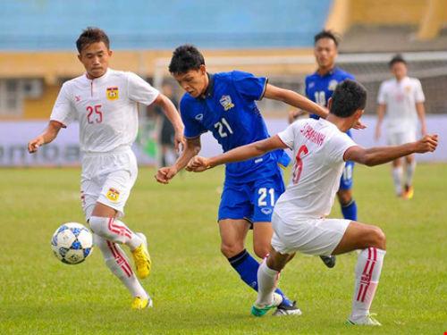 Truyền thông Thái 'điều tra' U-19 Việt Nam - 1