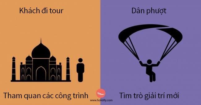 Điểm khác nhau rõ rệt của việc đi du lịch và đi phượt - 11