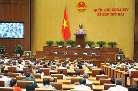 Quốc hội bàn về tái cơ cấu nền kinh tế - 1