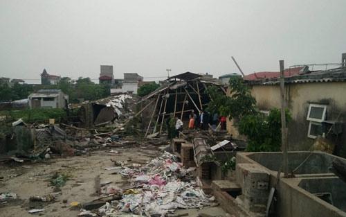 Nổ lò hơi ở Thái Bình: Lời kể kinh hoàng của nạn nhân - 1