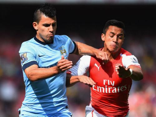 Arsenal chỉ vô địch Premier League nếu có… Aguero - 1