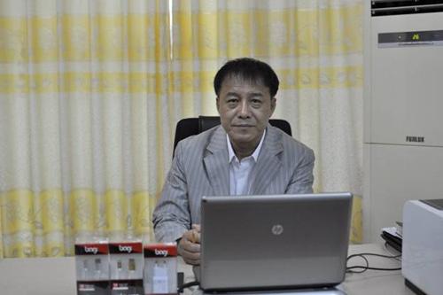 Giấc mơ lớn của CEO phụ kiện điện thoại Bagi - 1